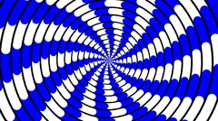 Swirling hypnotic spiral - 82-xna - stock footage