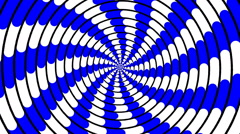 Swirling hypnotic spiral - 82-xpa - stock footage