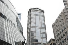 Tall Commercial Skyscraper Stock Photos