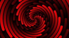 Swirling hypnotic spiral - 91-yna Stock Footage