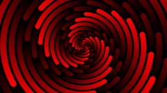 Swirling hypnotic spiral - 91-ypa - stock footage
