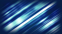 Blue diagonal lines data stream loop 4k (4096x2304) Stock Footage