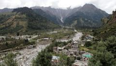 Himachal Manali 08 Stock Footage