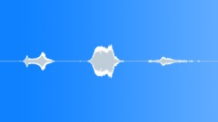 Cartoon little chick chirp Sound Effect