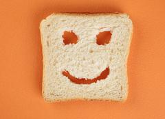Happy toast Stock Photos