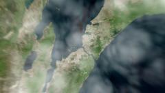 4K Earth Zoom: Istanbul - Turkey Stock Footage