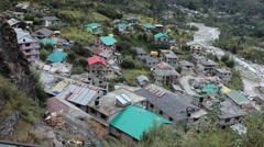 Himachal Manali 16 Stock Footage