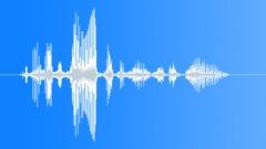 Cartoon caveman anxious shout Sound Effect