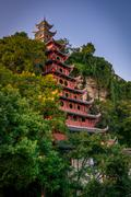 Traditional architecture of China - stock photo