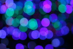Light blurry colorful background Stock Photos
