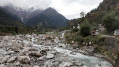 Himachal Manali 26 Stock Footage