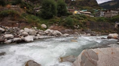 Himachal Manali 32 Stock Footage