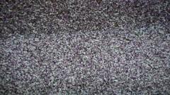 Analog Tv Stock Footage