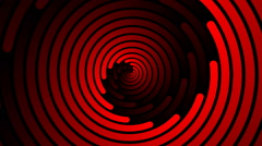Swirling hypnotic spiral - 102-yna Stock Footage