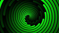 Swirling hypnotic spiral - 103-xna - stock footage