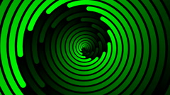 Swirling hypnotic spiral - 103-ypa - stock footage