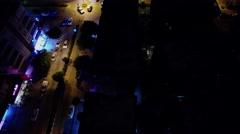Stock Video Footage of Transport traffic on crossroad of Mehmet Cakir Cad and st. Barbaros