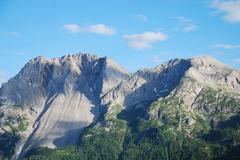 Friulian Dolomites Stock Photos