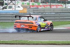 Drift Car - stock photo