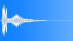 Sudden big blow whoosh - sound effect