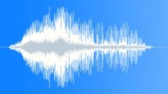 Cartoon bear roar whirr Sound Effect
