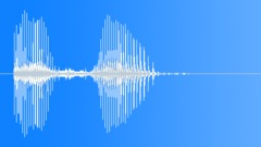 Male nasal understanding aha - sound effect