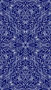 Seamless Abstract Tribal Pattern. Hand Drawn Ethnic Texture. Vector Illustrat Stock Illustration
