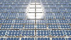 sustainable energy - stock illustration
