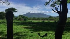 Volcano Masaya Nicaragua Granada Stock Footage