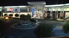 Shopping Centre Shopping Mall (Timelapse) Stock Footage