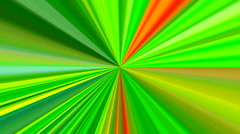 Technology Abstract Background. Multi-colored rays. Stock Footage