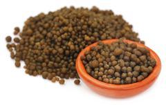 Diammonium phosphate as fertilizer Stock Photos