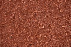 mulch background - stock photo