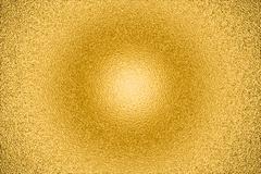 Golden grungy background - stock illustration