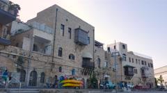 Israel, tel aviv Jaffa Stock Footage