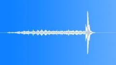 Domestic Window Slide Close Sound Effect