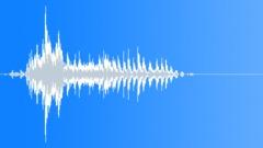 Belching cartoon creature Sound Effect