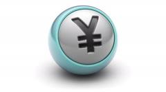 Yen - stock footage