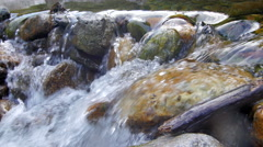 River stream Stock Footage