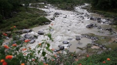 Himachal Manali 60 Stock Footage