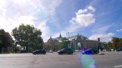 Palais de la Decouverte - stock footage