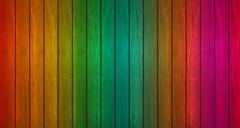 Multi Colored wood background abstract with lines Stock Photos