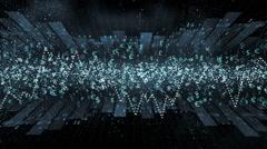 Finance Background Loop - stock footage
