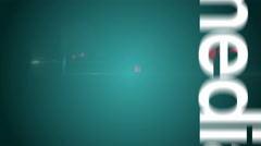 Social media background text 4K red-green Stock Footage