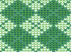 Argyle background pattern Stock Illustration