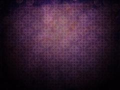 Purple grunge background with pattern - stock illustration