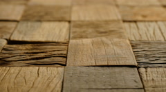 Wood texture background. 4K. Stock Footage