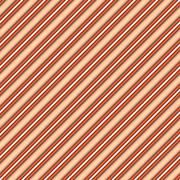 Copper pipes diagonally oriented seamless background Stock Illustration