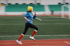 Professional athlete Stock Photos
