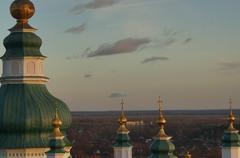 Ukrainian night Stock Photos